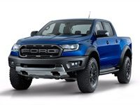 The Ford Ranger Raptor