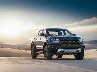 The Ford Ranger Raptor