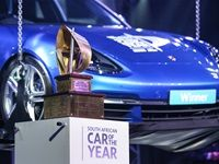 The Porsche Panamera triumphs as the SA Car of the Year