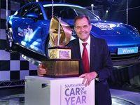 The Porsche Panamera triumphs as the SA Car of the Year