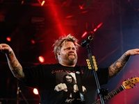 Jaret Reddick from Bowling for Soup