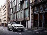 Volvo's first premium compact SUV - the XC40