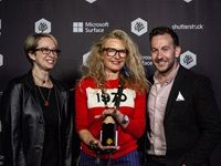 Snaps from the D&AD Awards festival, ceremony