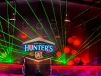 Hunter's Start Refreshed with Black Coffee