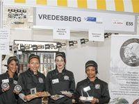 Vredesberg - Ruby-Ann Sampson, Monica Banda, Karen van der Merwe and Geraldine Hendrickse