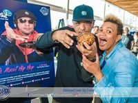 GHFM celebrates lineup shuffle with donuts, donuts, and more donuts