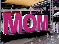 Mother's Day at Central Square