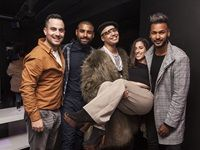 Jimmy Nevis Chimera album launch