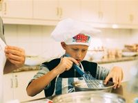 Families compete in the Spur Secret Tribe Cook-Off