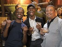 KWV Brandy Futurists winners