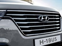 Hyundai's H1 returns with redesign, new features