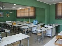 Smiths Manufacturing sponsors Mariannpark Primary School's new lab
