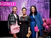 Project Runway launch party