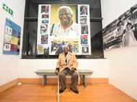 MANDELA: 100 Moments in Time exhibition launch
