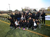 Diepsloot Safe-Hub staff receives 40 bicycles for free