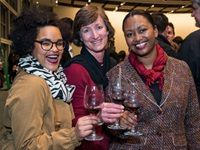 Wine enthusiats check out 2018 Winemakers Guild Auction lineup
