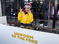 G-Star RAW 'Uniform of the Free' launch