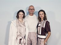 Hugo Boss S/S 2019 collection makes debut at NYFW