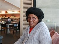 Kulula.com gives 100-year-old Emily Sakulwa her first flight