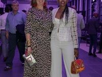 Danielle Weakley, Women's Health Editor and Unathi Msengana