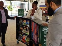 Mancosa sponsors mobile libraries in Centution