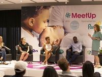 Snaps from The Baby Show, #MeetUp