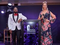 Scenes from Amasa Awards Ceremony Gala