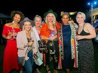 Sanlam Handmade Contemporary Fair's VIP opening night