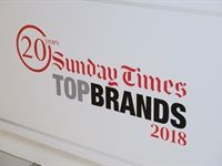 Snaps from 20th Sunday Times Top Brands Survey