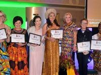 Celebrating entrepreneurial women success at Hirsch's Women in Business Dinner