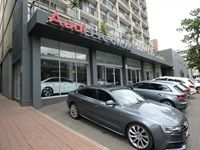 All new upgraded Audi centre in Johannesburg