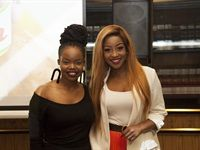 Dinner with Lorna Maseko at Bowl'd Sandton