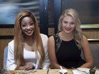Dinner with Lorna Maseko at Bowl'd Sandton