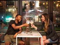 Schweppes hosts sensory experience in Melrose Arch