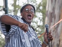 Sipho Hotstix Mabuse at Concerts in the Park