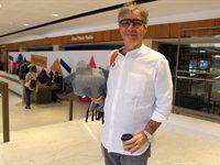 Sao Paulo-based designer, Kiko Farkas.