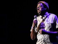 Kagiso Lediga on storytelling in entertainment.