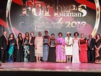 Images of 2019 Forbes Woman Africa Awards