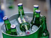 A new, alcohol-free beverage by Heineken