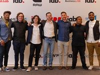 The guests of 11th annual IAB Bookmarks Awards