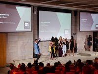 The 2019 IAB Bookmarks Awards ceremony