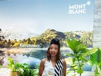 Montblanc previews latest products at Black & White Week