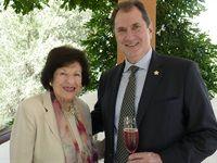 Annette Kesler and Jeff Rosenberg