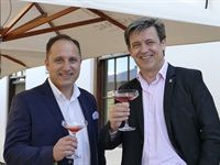 Georgio Meletiou and Jean Vincent Ridon