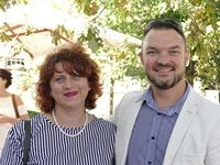 GM Jacques Moolman Southern Sun The Cullinan with his wife Suzelle