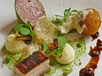 A trilogy of SA Pork ~ Presented by Executive Chef, Stephen Fraser - Lanzerac Hotel & Spa