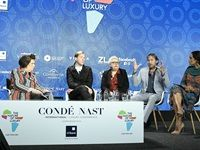 Day two of Condé Nast International Luxury Conference