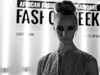 Backstage at AFI Fashion Week 2019