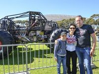 Monster Jam Pit Party - Cape Town