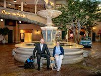 Montecasino management team helps name SA Guide Dogs' newest additions